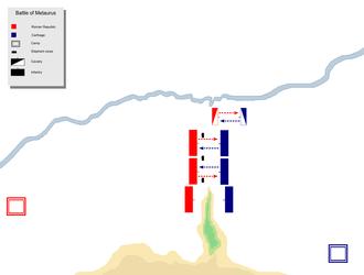Battle of the Metaurus - Image: Mohammad adil rais battle of metaurus B