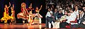 Mohd. Hamid Ansari and Smt. Salma Ansari witnessing the performance of Indian classical dance, at the inauguration of Cultural Festival of India at Mella Theatre, in Havana.jpg
