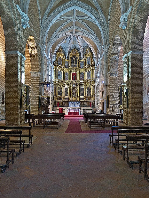 Iglesia del Monasterio de Santa Clara de Moguer