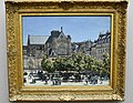 Monet, Saint-Germain-l'Auxerrois in Paris, 1867, Alte Nationalgalerie, Berlin (40147039542).jpg
