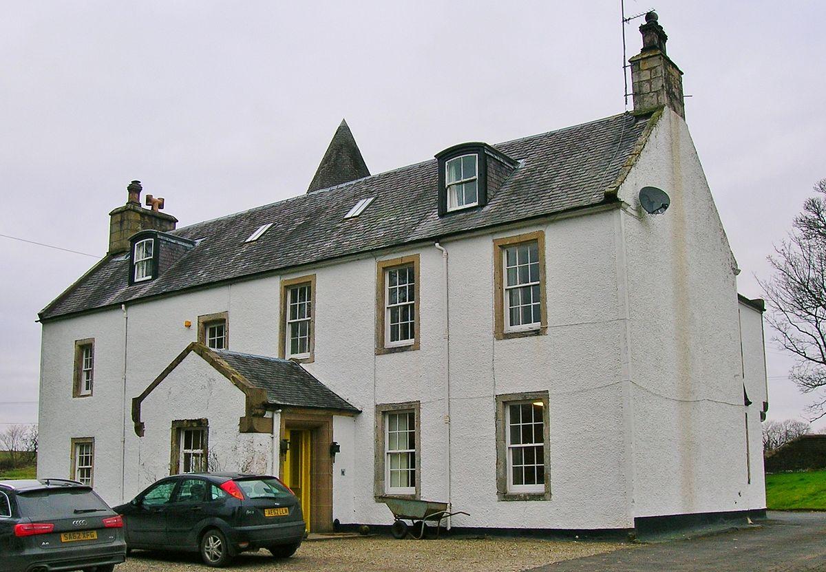 Monkredding House North Ayrshire Wikipedia