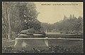 Montélimar - Jardin public, marbre le lion et le rat (34062247380).jpg