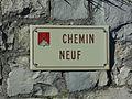 Montfort (Alpes-de-Haute-Provence), plaque de rue.jpg