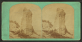 Monument Rock, Echo Kanyon (Canyon), from Robert N. Dennis collection of stereoscopic views.png