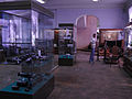 Moscow Polytechnical Museum, optics exposition.jpg