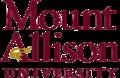 Mount Allison Univ wordmark.png