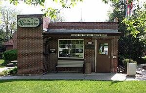 Mountain View, Colorado - Mountain View, Colorado Town Hall and Municipal Court