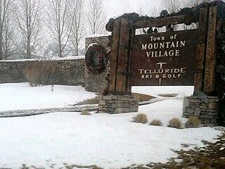 Mountain Village, Colorado Town in Colorado, United States