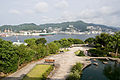 Mt.Inasa from Glover Park 01.jpg