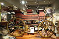 Mud wagon, c. early 1900s - Oakland Museum of California - DSC05143.JPG