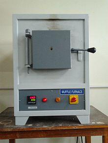 muffle furnace wikipedia Muffle Furnace Large muffle furnace
