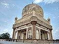 Muhammad Qutb Shah tomb.jpg