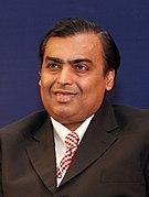 Mukesh Ambani -  Bild
