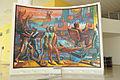 """Mural """"Sinaloa Siglo XXI, Fusión Histórica de Dos Razas"""" , del Muralista Ernesto Rios.jpg"""