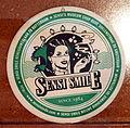 Musée Européen de la Bière, Beer coaster pic-029.JPG