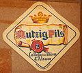 Musée Européen de la Bière, Beer coaster pic-092.JPG