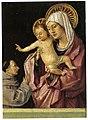 Museo regionale di messina, antonello da messina, madonna col bambino e cristo in pietà 01.JPG