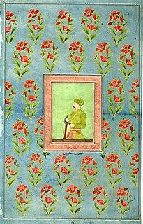 Sultan Muzaffar Khan Kashmiri tribal chief
