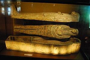 Archaeological Museum of Kraków - Egyptian mummy
