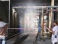 Mycí stroj v garážích Klíčov-spodní trysky.jpg