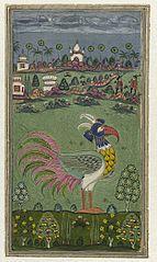 Mythologische vogel