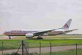 N783AN B777-223ER American MAN 17JUN00 (6782339651).jpg
