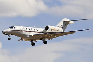 N975QS 2002 Cessna 750 C-N 750-0175 Citation X (7039507775).jpg