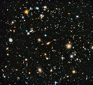Universe - Image: NASA HS201427a Hubble Ultra Deep Field 2014 20140603