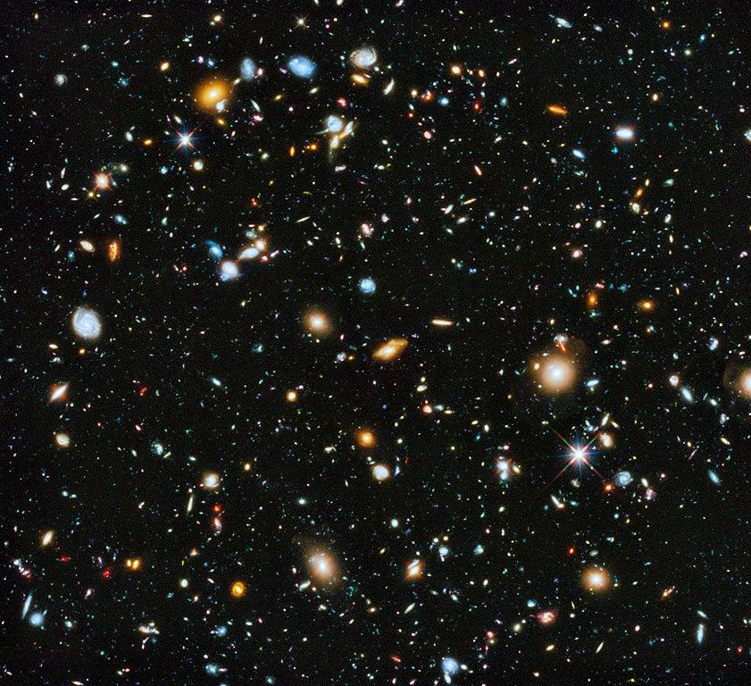 Hubble Ultra-Deep Field