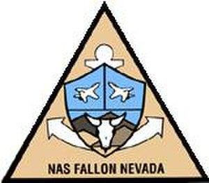 Naval Air Station Fallon - Image: NAS Fallon logo