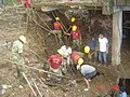 NDRF clearing debries during Darjeeling Landslide.JPG