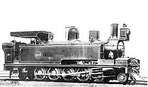 4-8-2 - NGR Class D
