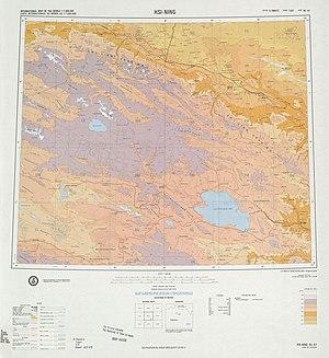Qaidam Basin - WikipediaQaidam Basin Map