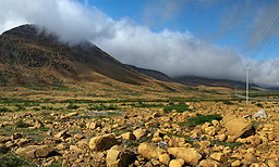 The Tablelands in Gros Morne National Park