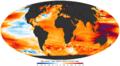 NOAA sea level trend 1993 2010.png