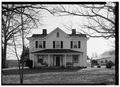"NORTH FRONT - Green ""K"" Acres, Route 617, Gordonsville, Orange County, VA HABS VA,55-GORD.V,8-2.tif"