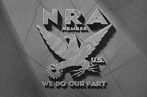 National Recovery Administration - The film industry supported the NRA