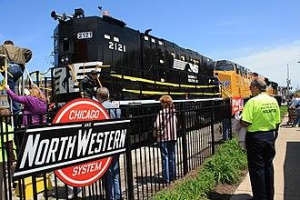 Railpower RP14BD - Image: NS2121