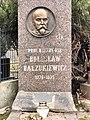 Nagrobek Bolesław Bałzukiewicza 2019.jpg
