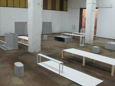 Nahum Tevet, At the Same Time, 2010, Lodz Biennale 3