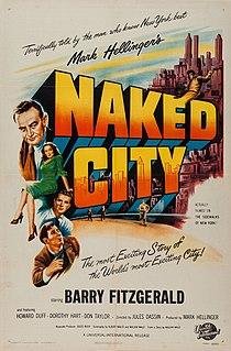 <i>The Naked City</i> 1948 American film noir