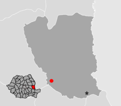 Location of Nămoloasa