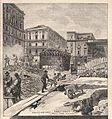Napoli, Mura Aragonesi, distruzione.jpg