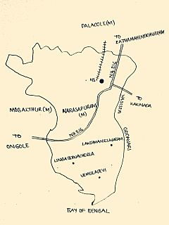 Narasapuram mandal, West Godavari district Mandal in Andhra Pradesh, India
