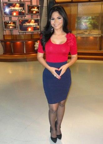 Natalia Cruz - Natalia Cruz on Univision