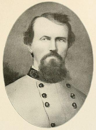 Nathan Bedford Forrest - Gen. Bedford Forrest
