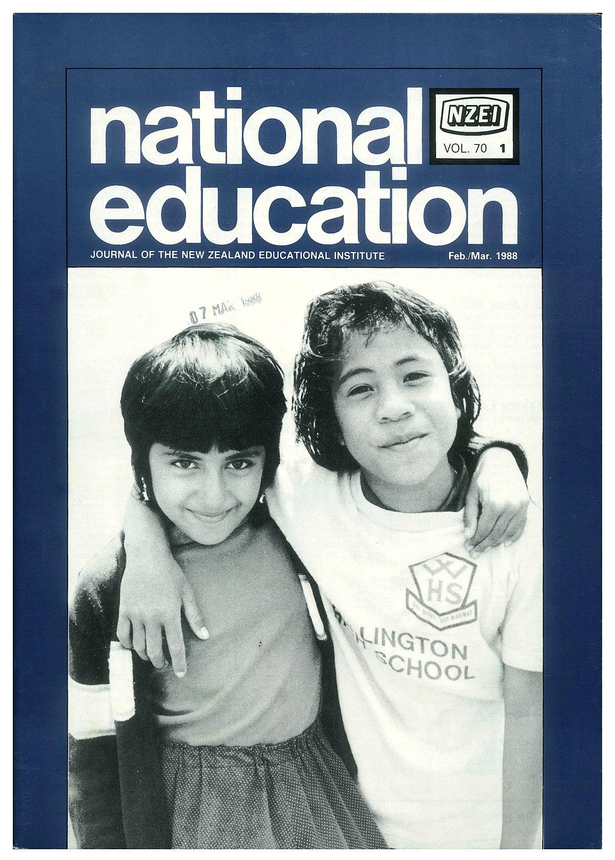 Collaborative Teaching New Zealand ~ New zealand educational institute wikipedia