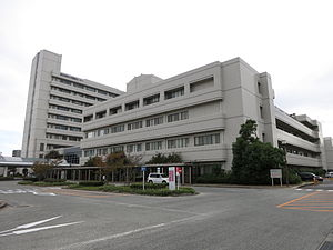 National Hospital Organization Kyushu Medical Center.JPG