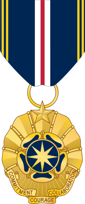 National Intelligence Superior Service Medal - Image: National Intelligence Superior Service Medal