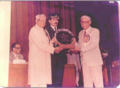 National Productivity Award, Rashtrapati Bhavan, New Delhi, India-1988..png
